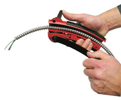 монтаж бронированного кабеля